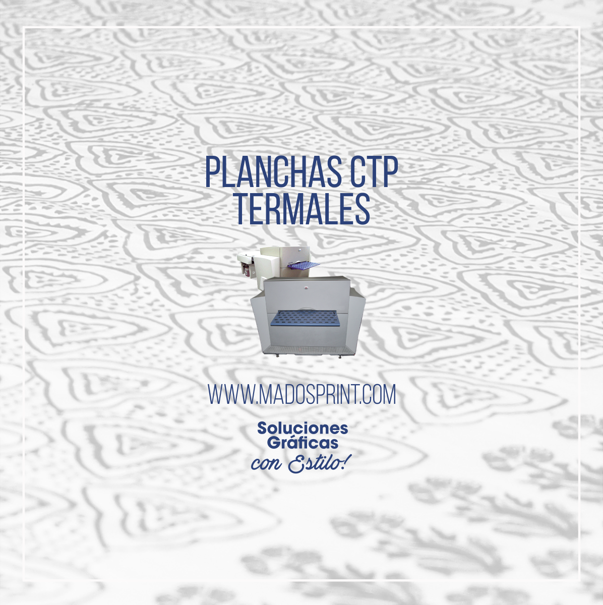 Planchas CTP Termales